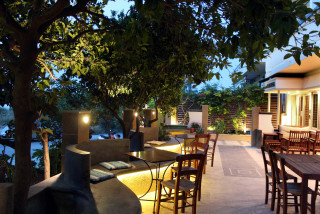 facilities philoxenia hotel big garden