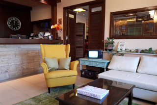 facilities philoxenia hotel lobby