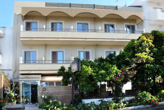 facilities philoxenia hotel the building